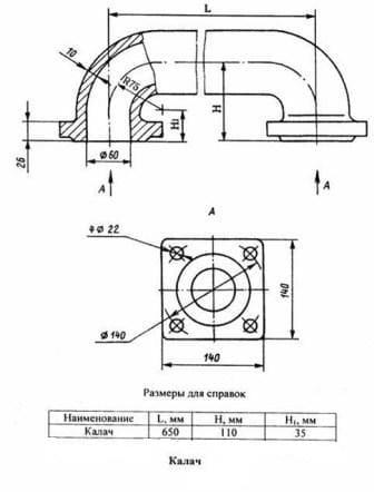 Отопительные радиаторы (схема №2)